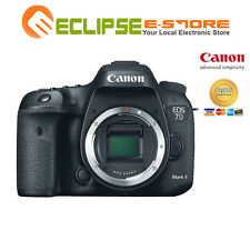 Brand NEW Canon EOS 7D Mark II 20.2MP Digital SLR Camera Body DSLR in BOX