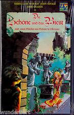 """VHS - & - """" La Belle et la Bête """" (1987) - Rebecca De Mornay"""