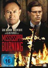 Mississippi Burning - Gene Hackman - DVD - OVP - NEU