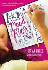 NEW Ask My Mood Ring How I Feel by Diana Lopez