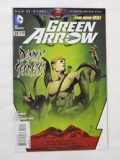 DC Comics Green Arrow #21 (2013)