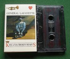 General Lafayette King Of The Broken Hearts inc Sad Samba + Cassette Tape TESTED