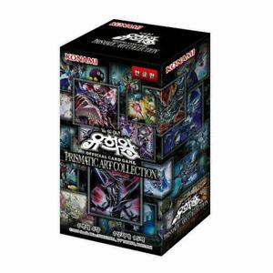 Yu-Gi-Oh! Yugioh Card Prismatic Art Collection Booster box 15PCS KOREAN