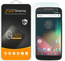 Supershieldz Tempered Glass Screen Protector Saver For Motorola Moto G4