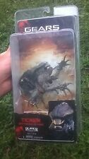 "TICKER -MOTORIZED ACTION- Gears of War 2 Video Game 7"" inch Figure Neca 2009"