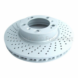 Porsche 986/987 Boxster S, Cayman S & 996/997 C2/C4 front brake disc rotor