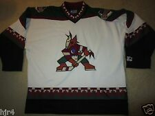Arizona Coyotes Picasso NHL Starter Camiseta Hockey 2XL 2X