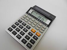Casio fx-600 Scientific Calculator Solar 80s NIB vintage Hard2Find Collectible