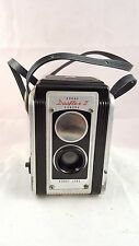 Vintage KODAK DUAFLEX II 2 TLR Film Camera w/KODET lens