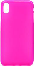 "Funda Carcasa Silicona Gel TPU Para iPhone XS MAX (4G) 6.5"" + Protector Opcional"