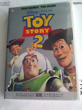 Toy Story 2 (DVD, 2001) Disney Pixar Tom Hanks Tim Allen Brand NEW RARE