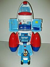 LAKESHORE Play & Explore ROCKET Learning Astronauts Moon Rover Educational Toy