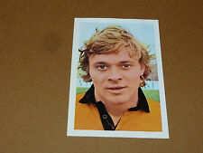 N°157 JO MASO RC NARBONNE RECUPERATION AGEDUCATIFS RUGBY 1971-1972 PANINI