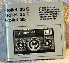 Manual de usuario manual de Rollei 35 S T
