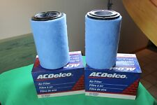 2 ACDelco Air Filter Element 97-02 6.5L TURBO DIESEL High Cap  25173426 A1306C