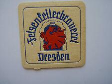 DDR-Bierdeckel VEB Felsenkellerbrauerei / Dresden