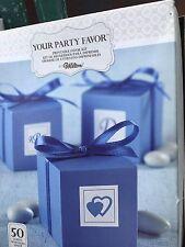 Wilton Swirl Wedding Day Ring Bearer's Pillow, Gift Boxes, Petals
