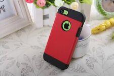 iPhone 4s CASE Farbe Rot HÜLLE BUMPER COVER  Versand Aus Deutschland 🇩🇪