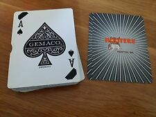 Hooters Casino Playing Cards Renton Washington Not Cut or Drilled