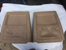 range rover classic front seat back trim cover panel