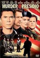 """Murder at the Presidio"" Action Movie starring Lou Diamond Phillips on DVD"