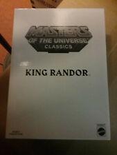 MOTU Classics Mattel Eternos King Randor Figure  Ships Worldwide