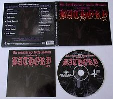 CD von In Conspiracy With Satan - A Tribute To Bathory