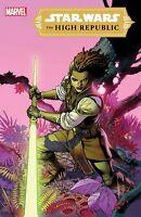 Star Wars High Republic #4 - 1:25 Yu Variant - Presale 4/7/2021