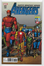 Avengers #672 Marvel Comics 2017 Celebrating Jack Kirby 100th Variant Legacy