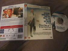 Docteur T & les femmes de Robert Altman avec Richard Gere, DVD, Comédie