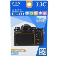 JJC Kamera-Displayschutzfolien für Fujifilm Camcorder