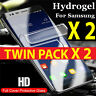 Film Screen-Protector 3D Hydrogel Protective  2 PACK For Samsung Galaxy S8,S8+