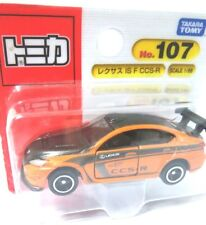Tomica BP LEXUS IS F CCS-R Racing car Luxury Toyota Takara Tomy Mini Car New