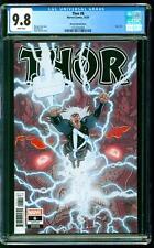 Thor 6 CGC 9.8 NM/MINT Black Winter Galactus Donny Cates Steve Skroce Variant