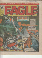 EAGLE Comic 3 December 1983 - Dan Dare: Pilot Of The Future