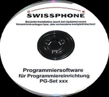 SWISSPHONE PAGER PROGRAMMING SOFTWARE - PACK BOS QUATTRO PSWPLUS 20 VERSIONEN