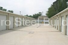 DURO Mini Self Storage 20x200x8.5 Metal Prefab Steel Building Structures DiRECT