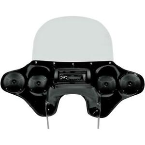 Hoppe Industries Quadzilla Fairing with Stereo Receiver HDF-SFT-QZ-HC