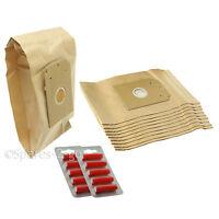 BOSCH Vacuum Bag Hoover Dust Bags Spare SMILEY ARRIVA BSG1400 BSG1500