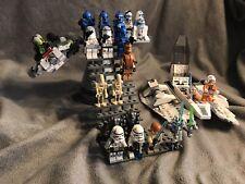 Lego Star Wars Figuren+ 2 Raumschiffe
