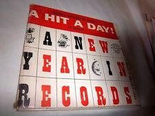 v/a COLUMBIA CALENDAR OF EVENTS A HIT A DAY! IN AUGUST EP VG+/VG+45+PS