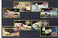 Emiratos Árabes Espacio Misiones Espaciales (BK-936)