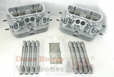 VW Type 1 Dual Port Cylinder Heads Pushrod Tubes Gaskets Top End Kit T1 Beetle