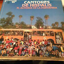 Cantores De Hispalis-autobus De La Primavera-lp *spain*