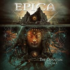 EPICA - THE QUANTUM ENIGMA 2 CD NEU