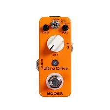 Mooer Effects Ultra Drive Distortion Pedal
