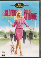 "DVD  ""LA BLONDE CONTRE-ATTAQUE"" -  NEUF SOUS BLISTER"