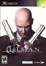 Microsoft XBox Game HITMAN: CONTRACTS