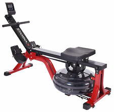 Stamina X Water Resistance Rower Rowing Machine - Full Body Exercise - New 2019