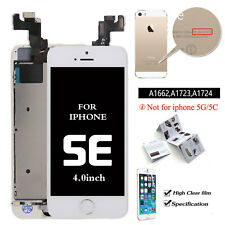 White For iPhone SE TOUCH Screen LCD Display Digitizer Replacement Button